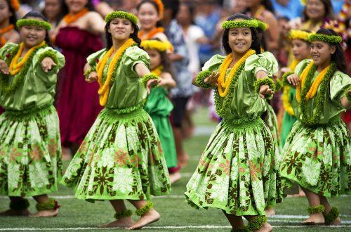 Изучение молодой столицы Гавайев